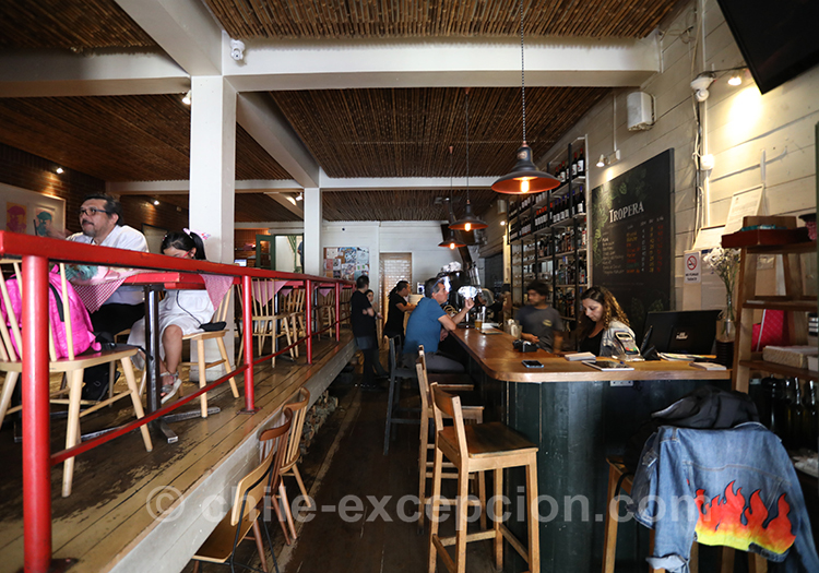 Bar restaurant Mamma Gaucha