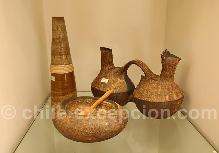 Céramiques mapuches