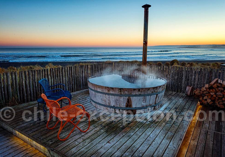 Hot tub hotel Alaia Punta de Lobos