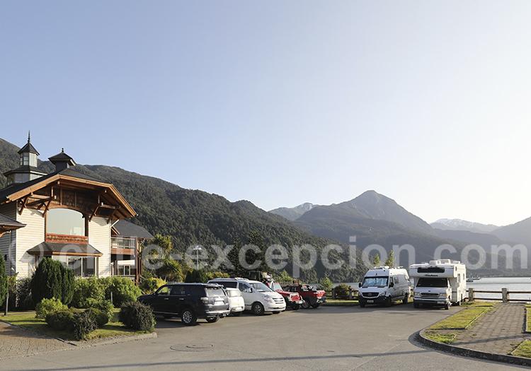Hotel Loberias del Sur, Patagonie