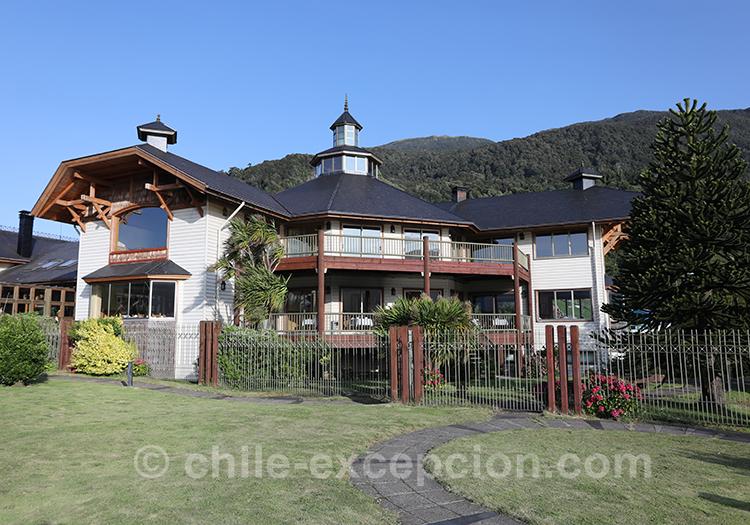 Hotel Loberia del Sur avec l'agence de voyage Chile Excepción