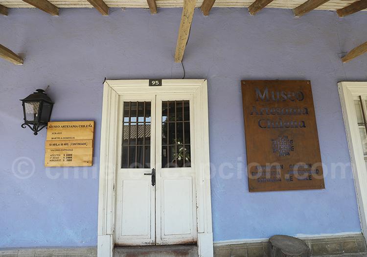 Musée d'Artisanat chilien, Lolol
