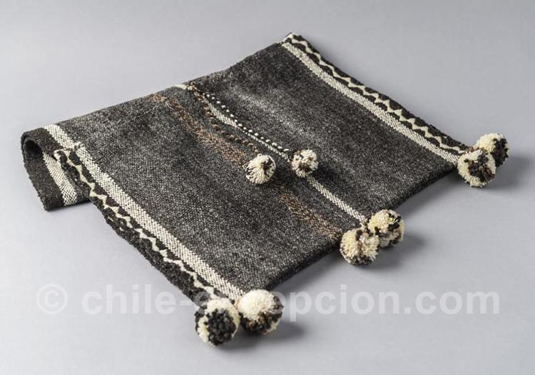 Tissus, artisanat du Chili