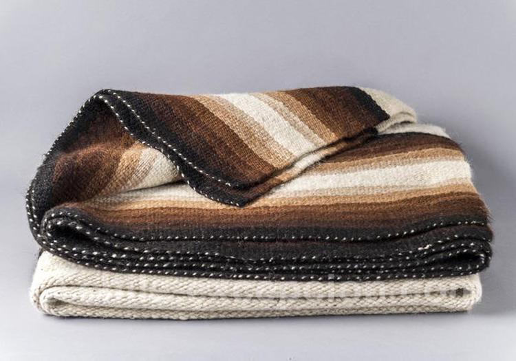 Tissage, Alpaca, étoffes douces et chaudes pour l'hiver
