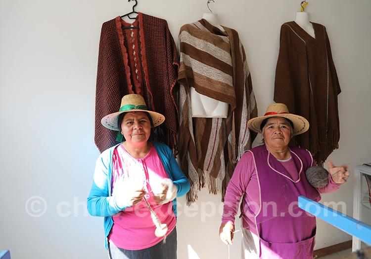 Tissage Aymara, artisanat et tradition chilienne