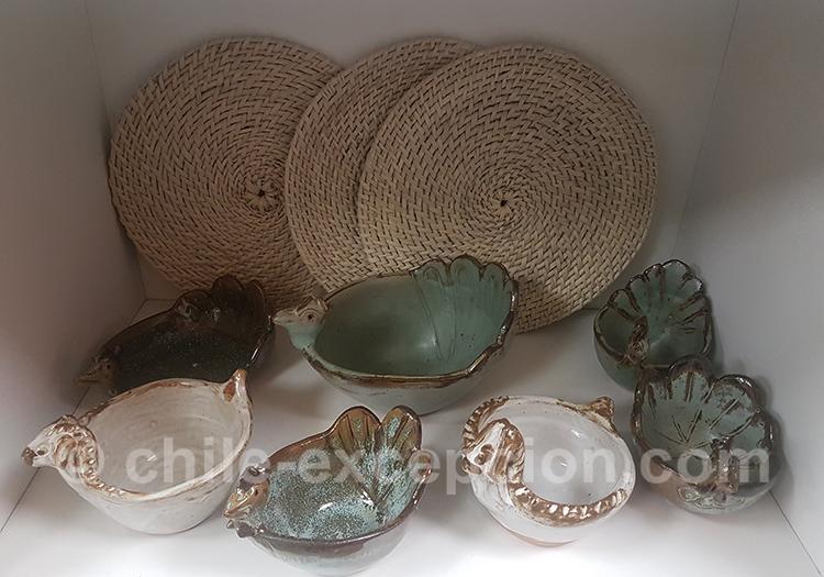 Les céramiques du Chili
