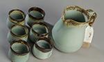 Pots en céramique du Chili