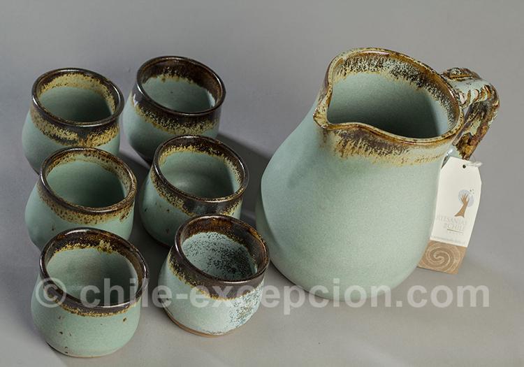 La céramique du Chili