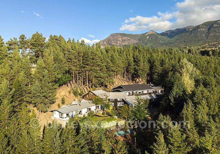 The Patagonian Lodge, Coyhaique, Chili avec l
