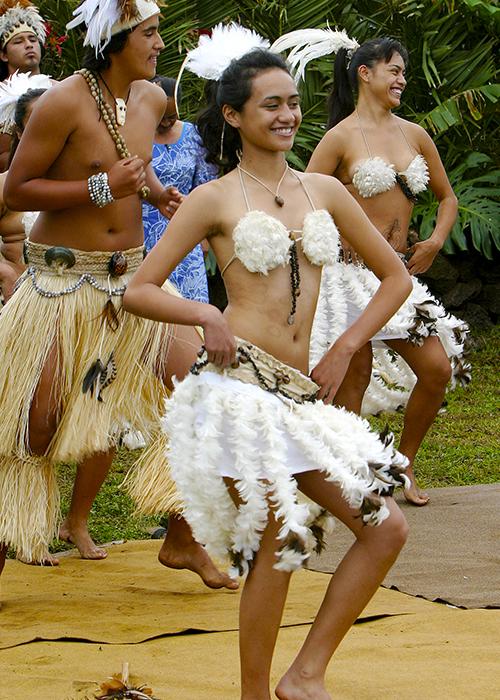 Fêtes de Tapati Rapa Nui