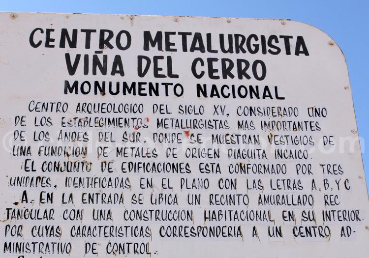 Centre incaïque, Chili