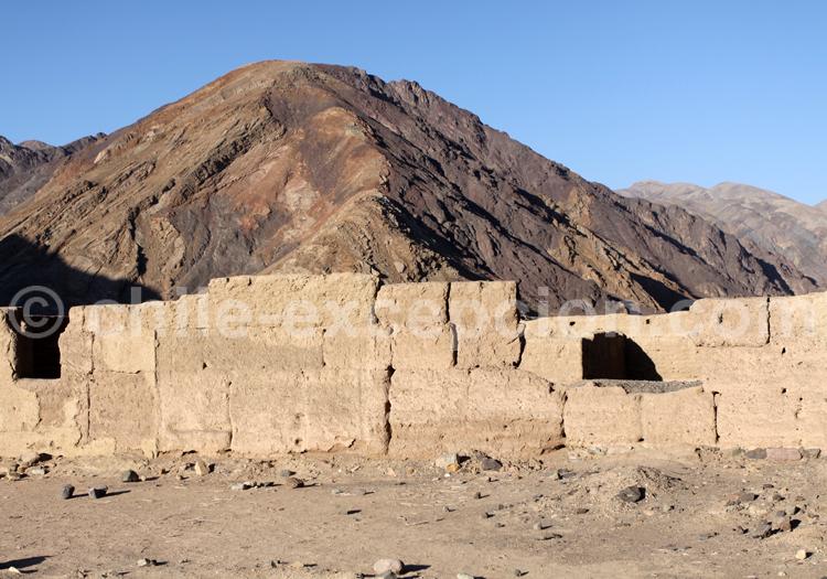 Ruines Puquios, Copiapo, Chili
