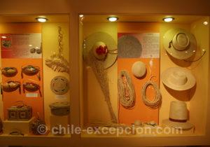 Artisanat du Chili