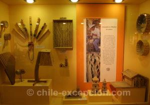 Artisanat de tout le Chili au musée de Lolol