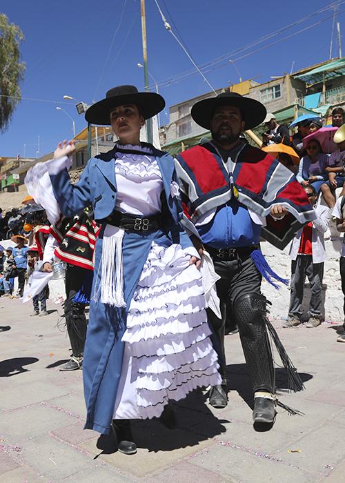 Fiestas Patrias au Chili