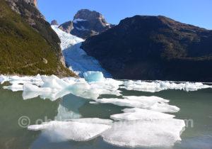 Glacier Serrano, Puerto Natales
