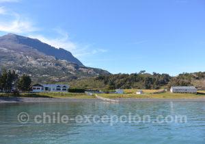 Estancia Perales, Patagonie