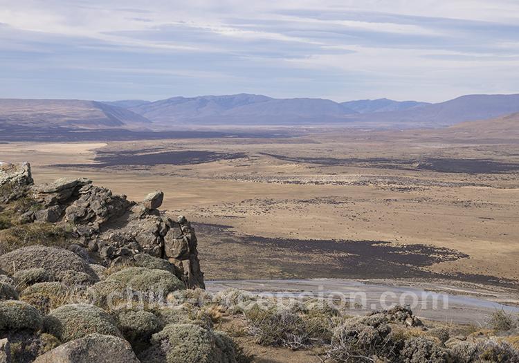 Paysages grandioses de Patagonie chilienne avec l'agence de voyage Chile Excepción
