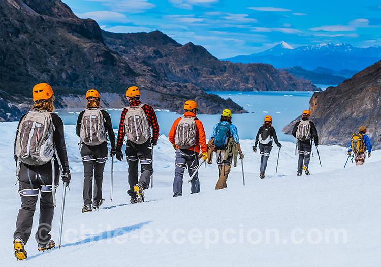 Excursion sur les glaciers du Chili, Torres del Paine