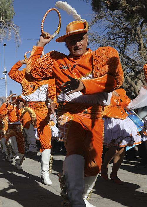 Carnaval Andin d'Iquique
