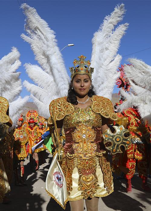 Fête de la Vierge de Guadalupe de Ayquina