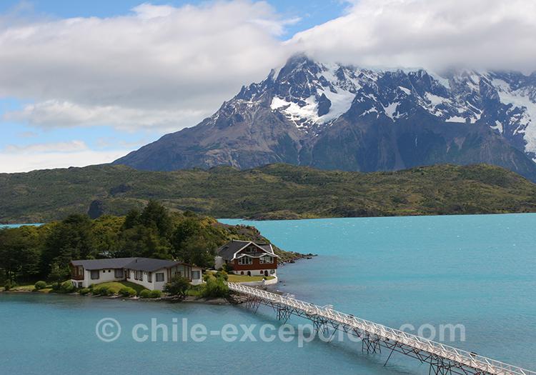 Comment se rendre à l'île Pehoé, Torres del Paine, Chili