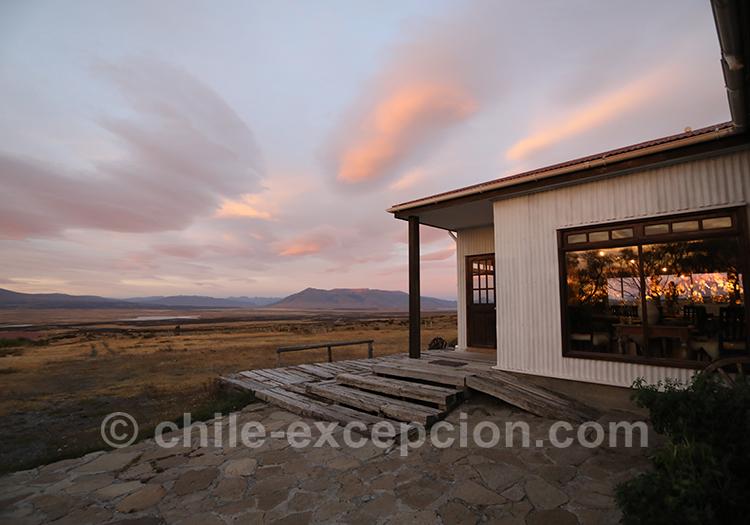 Magnifique estancia du Chili, Cerro Guido