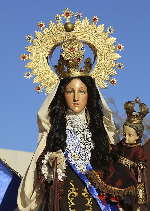 Pélerinage de La Virgen de Lo Vasquez
