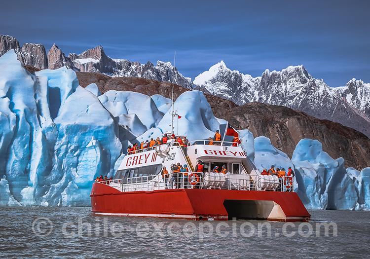 Quelle excursion nautique faire à Torres del Paine, Chili