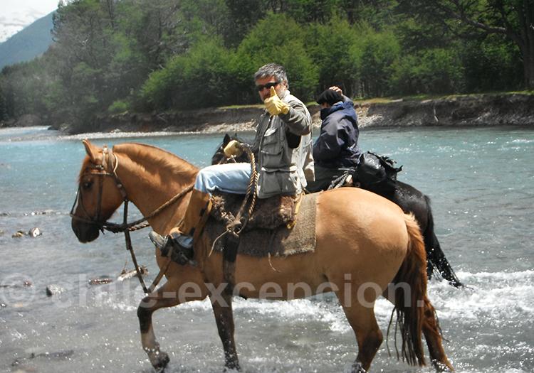 Semaine à cheval au Chili