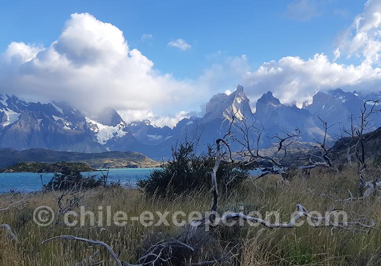 Paysages magnifiques de la Patagonie chilienne, Torres del Paine