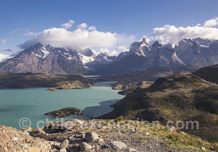 Où voir Torres del Paine depuis un mirador : mirador Condor