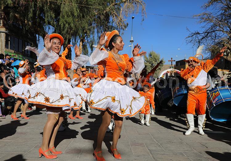 Fiesta de la Virgen de Guadalupe d'Ayquina