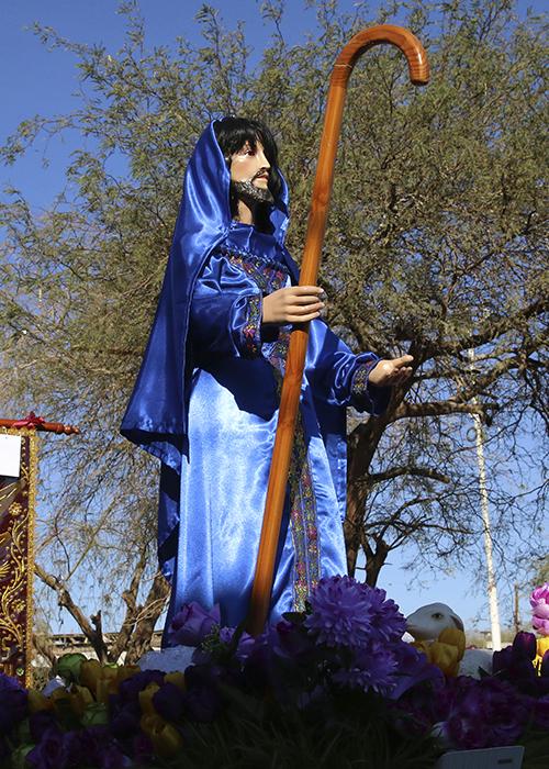 Fête de San Pedro au Chili