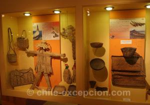 Musée de Lolol pierre, vannerie, bois, ceramique, métaux et textiles
