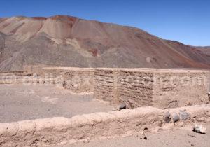 Centre incaique de Villa del Cerro, Chili