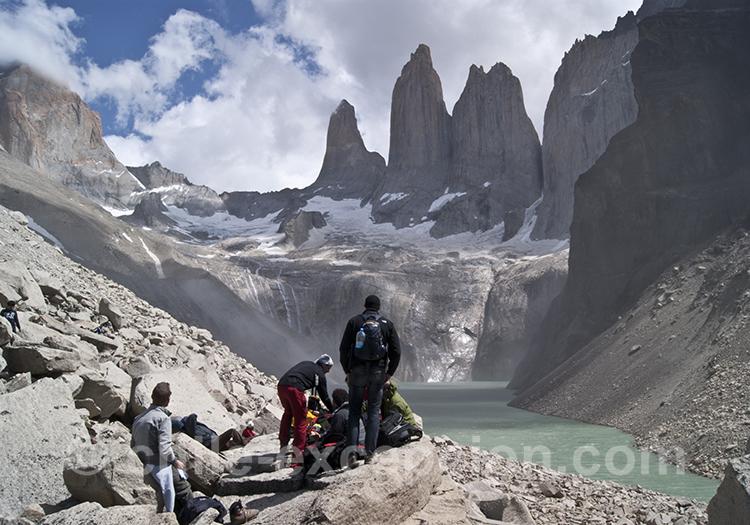 Randonnée magnifique à Torres del Paine