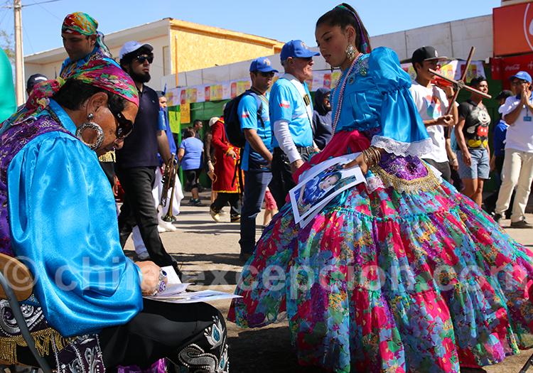 Fiesta de La Tirana, Chili