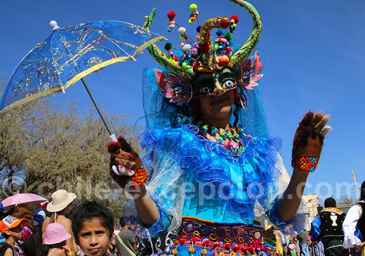Fiesta de la Vierge Carmen de la Tirana