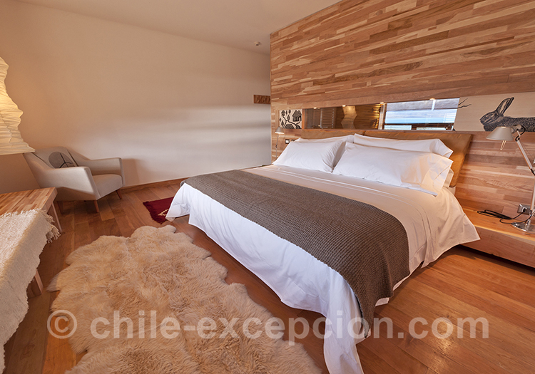 Chambre matrimoniale, Tierra Patagonia