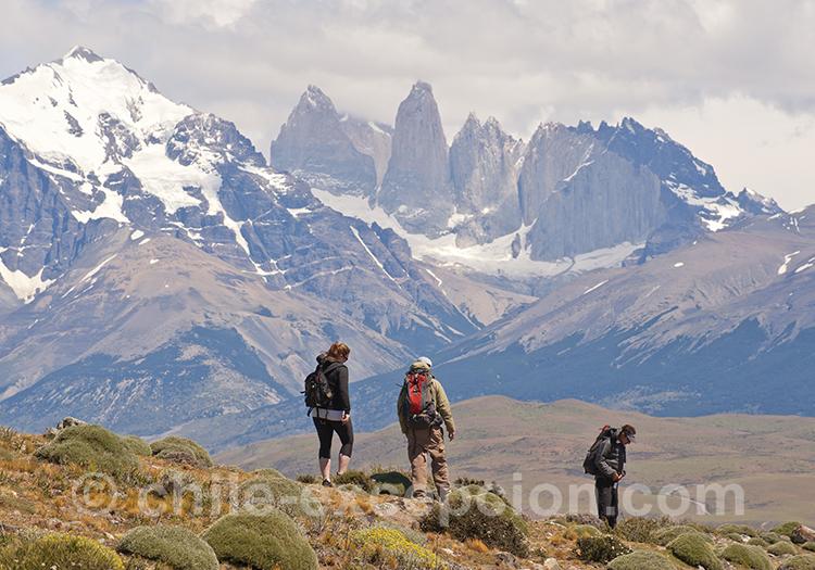 Comment se rendre à Torres del Paine depuis l'hôtel Tierra Patagonia