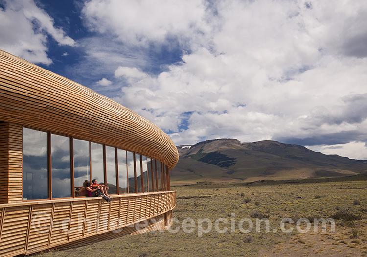 Magnifique hôtel du Chili