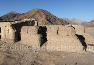 Ruines de Puquios, Copiapo