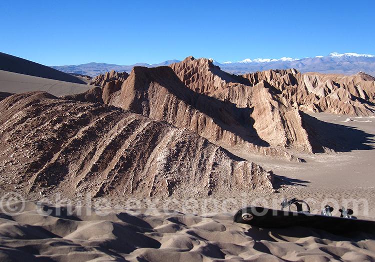 Sandboarding à Atacama