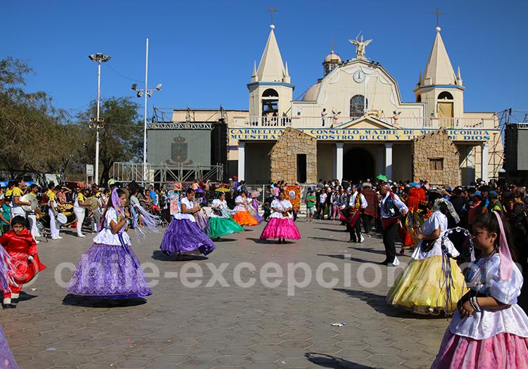 Tourisme religieux au Chili