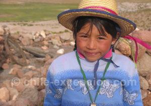 Sourire de l'Atacama