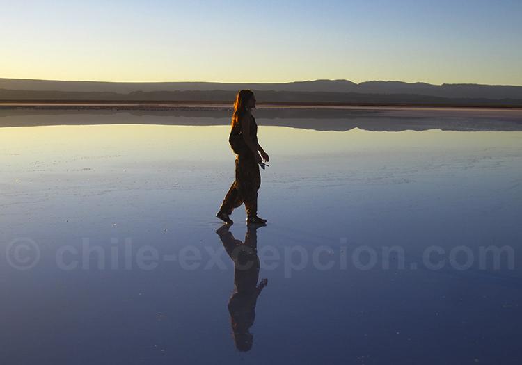 Exploration du salar d'Atacama