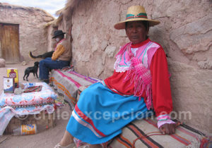 Jour de fiesta à Machuca