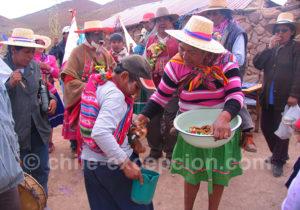 Carnaval de Machuca en février