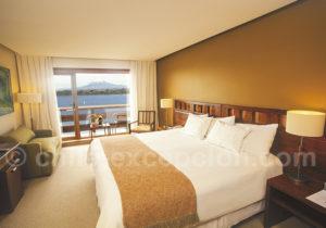 Suite de l'hôtel Cumbres Puerto Varas